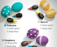Easter egg dye chart also decorating ideas pictures photos images and pics for rh lovethispic