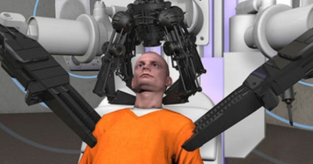 Deadly Ohio Replaces Lethal Injection With Humane New HeadRippingOff Machine