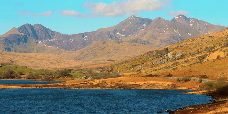 Holiday Cottages in Snowdonia National Park Wales  Book