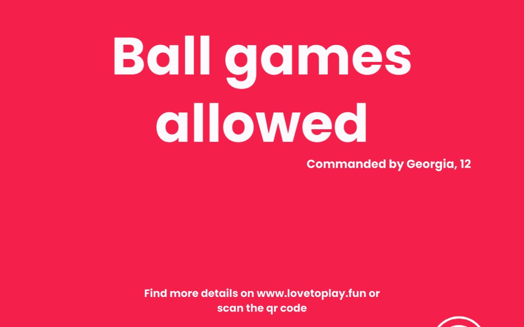 Ball games allowed