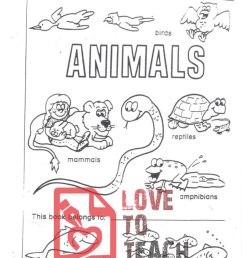 Animals - A Workbook of Fish [ 1165 x 900 Pixel ]