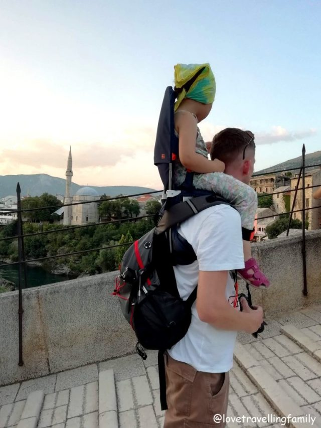 MiniMeis - ein Rucksack hat auch noch Platz