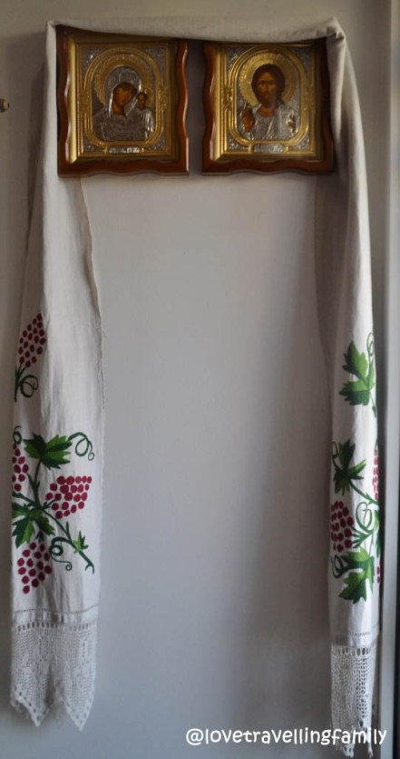 Ręcznik ze wsi Wólka