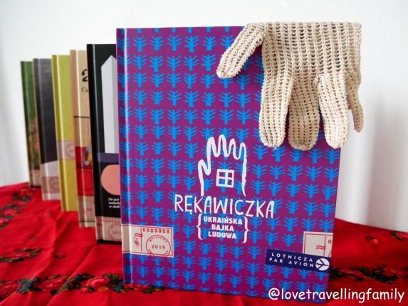 Rękawiczka. Ukraińska bajka ludowa