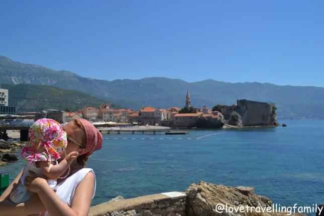 Budva, Czarnogóra z dzieckiem. Bałkany. Co warto zobaczyć Love travelling family