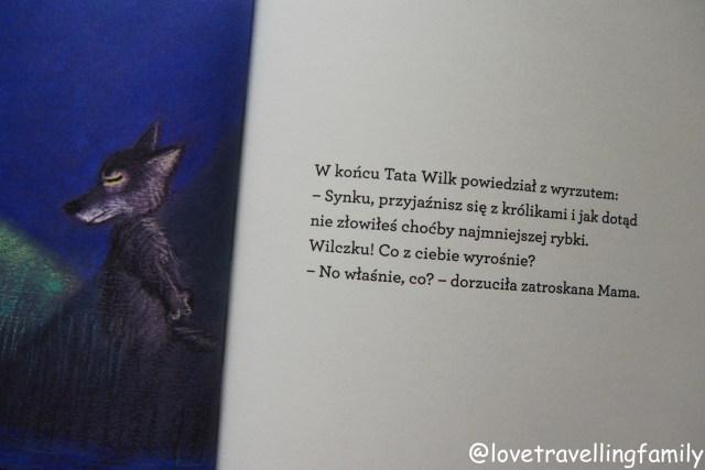 """""""Wilczek"""" Gerda Wagner. Recenzja książki."""