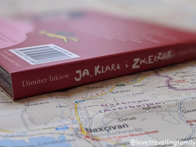 """""""Ja, Klara i zwierzaki"""" Dimiter Inkiow. Audiobook czyta Monika Pikuła"""