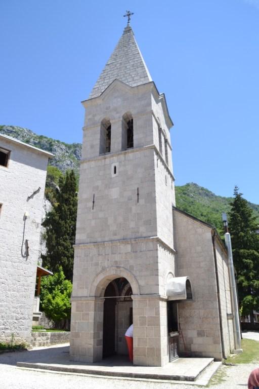 Ostrog Monastery Lower church