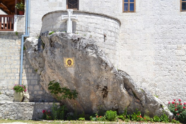 Ostrog Monastery Lower monastery