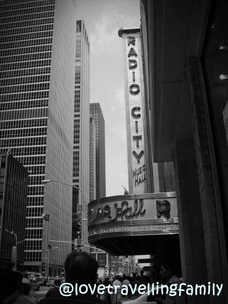 Radio City Music Hall New York