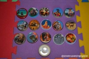 travel themed lids