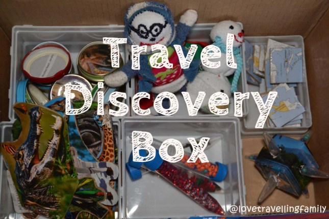 travel discovery box