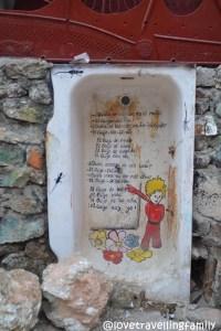 Callejón de Hamel Havana Cuba