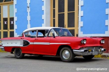 Oldtimer, Trinidad, Cuba