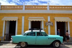 Oldttimer, Trinidad