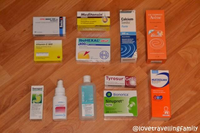 Travel Medication Deutsche Internet Apotheke