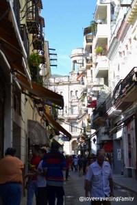 Calle Obispo, Havana Cuba