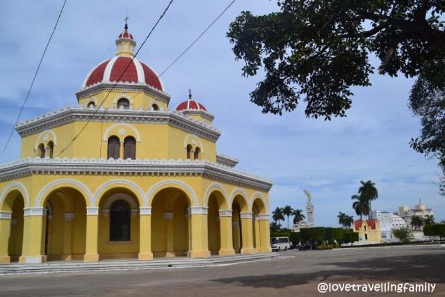 Capilla Central, Colón, Havana