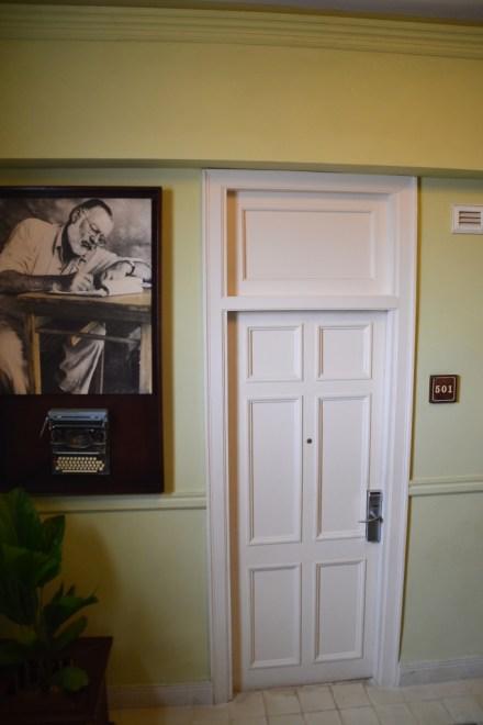 Room 511, Hotel Ambos Mundos, Hemingway, Havana