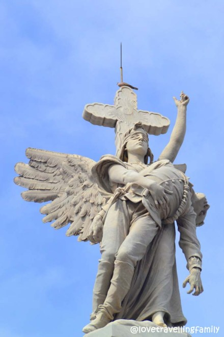 Statue, Necrópolis, Havana