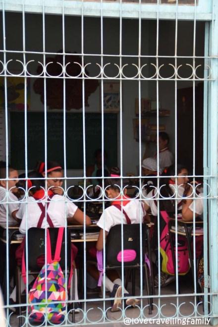 Classroom, Old Havana