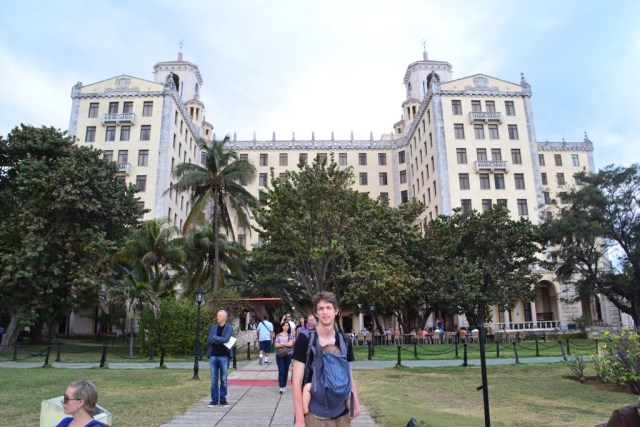 Hotel Nacional, Love travelling family
