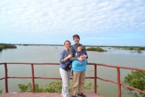 Love travelling family @ Ciénaga de Zapata