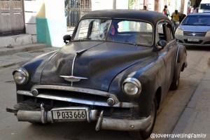Old-timer, Havana