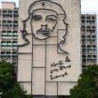 Plaza de la Revólucion, Che