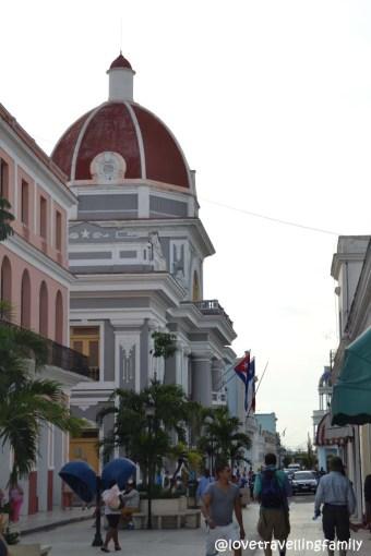 Avenida 54, boulevard, Cienfuegos, Cuba