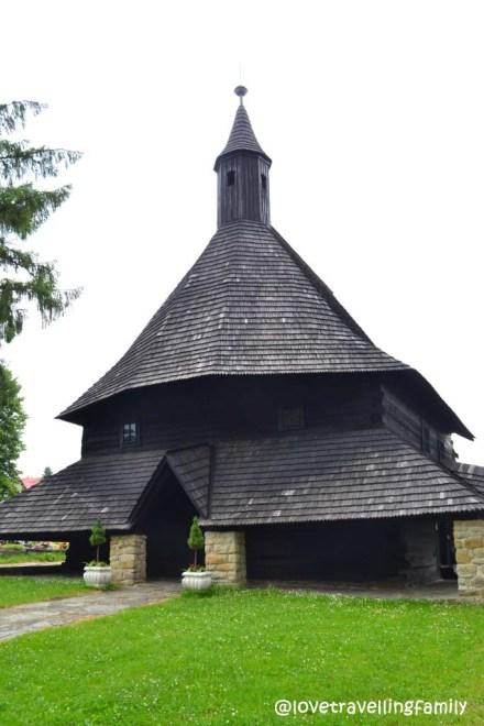 Church in Tvrdošín