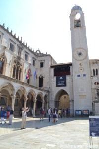 Clock Tower, Dubrovnik