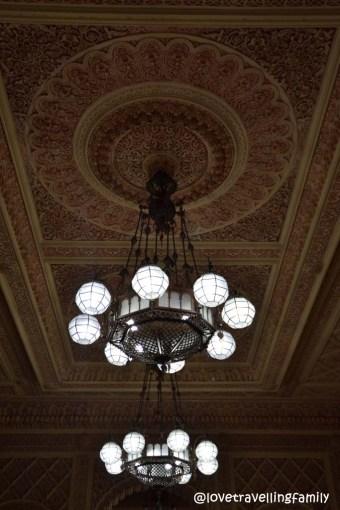 Inside Palacio de Valle, Cienfuegos, Cuba