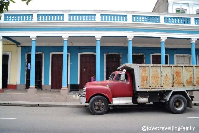 Paseo del Prado, Cienfuegos