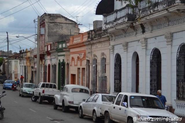 Paseo del Prado in Cienfuegos