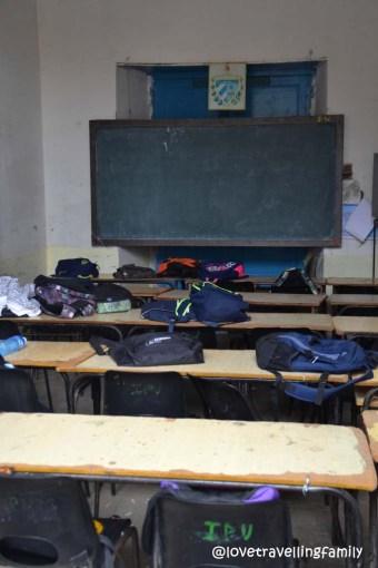 Classroom, Trinidad, Cuba