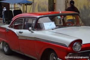 Smart taxi drivers, Trinidad, Cuba