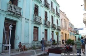 Boulevard Santa Clara, Cuba