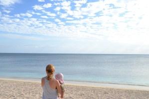 Beach on South of Cuba