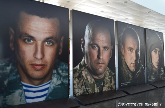 Exhibition 16, Kiev, Ukraine