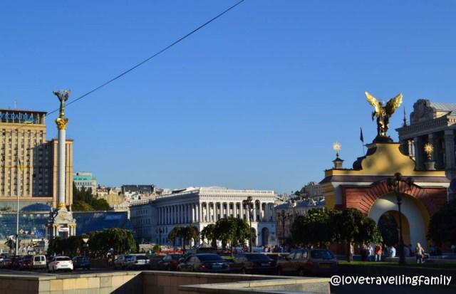 Maidan, Kiev Ukraine