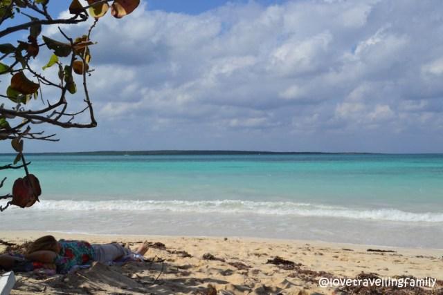 Playa Las Salinas, Cuba,The Caribbean