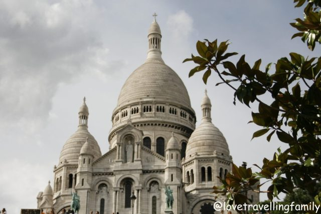 The Basilica of the Sacred Heart of Paris, Sacré-Cœur