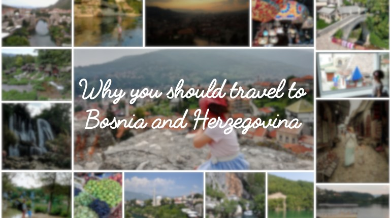 Lovetravellingfamily in Bosnia and Herzegovina