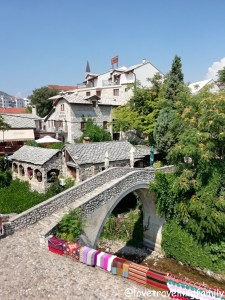 Mostar, Old Town, Bosnia and Hercegovina