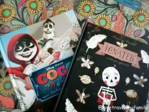 dia de los muertos book: coco, ignatek
