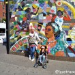 Harlem, New York City with kids. Travel tips for families.