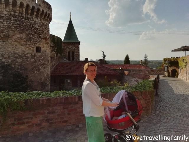 Kalemegdan, Serbia, Belgrade with kids, Love travelling family