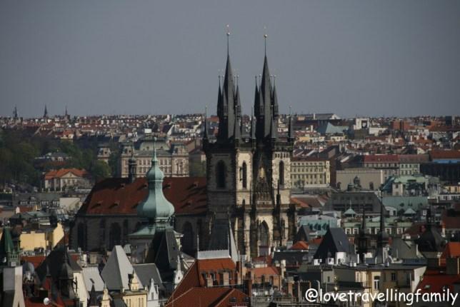 Prague, Czech Republic, Love travelling family