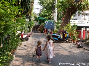 Where to stay with kids in Bangkok. Accommodation in Bangkok